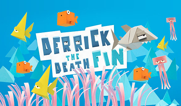DerricktheDeathfin PS Network Jaquette 001