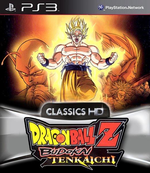 DragonBallZBudokaiTenkaichiHD PS3 Jaquette 001