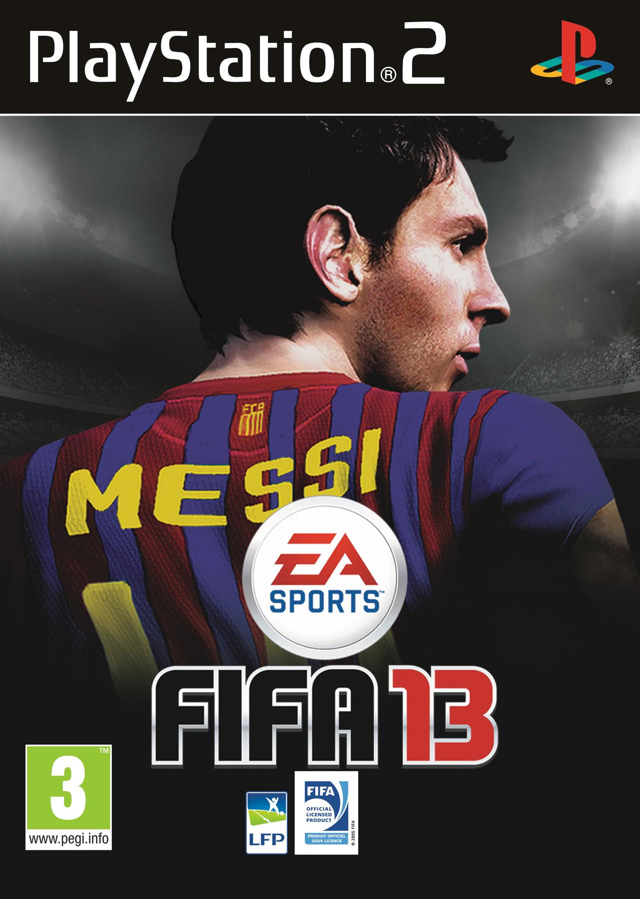 FIFA13 PS2 Jaquette 001