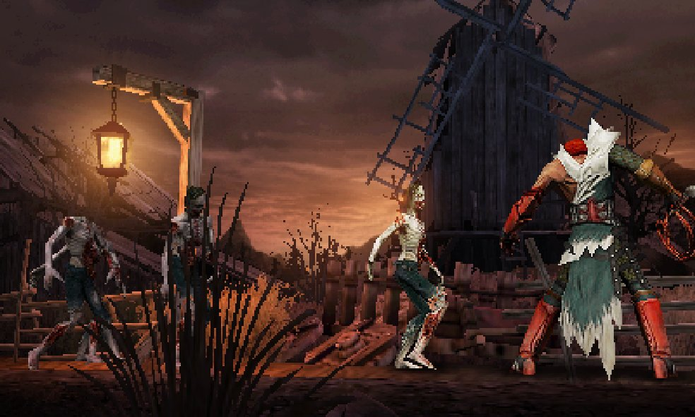 Castlevania-LordsofShadow-MirrorofFate 3DS Editeur 013