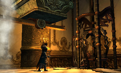 Castlevania-LordsofShadow-MirrorofFate 3DS Preview 07