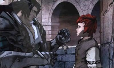 Castlevania-LordsofShadow-MirrorofFate 3DS Test 001