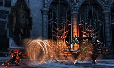 Castlevania-LordsofShadow-MirrorofFate 3DS Test 005