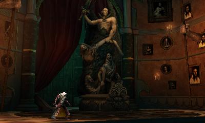 Castlevania-LordsofShadow-MirrorofFate 3DS Test 006