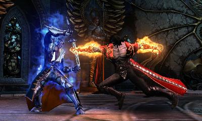 Castlevania-LordsofShadow-MirrorofFate 3DS Test 008