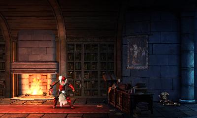 Castlevania-LordsofShadow-MirrorofFate 3DS Test 009