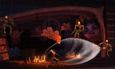 Castlevania-LordsofShadow-MirrorofFate 3DS Test 010