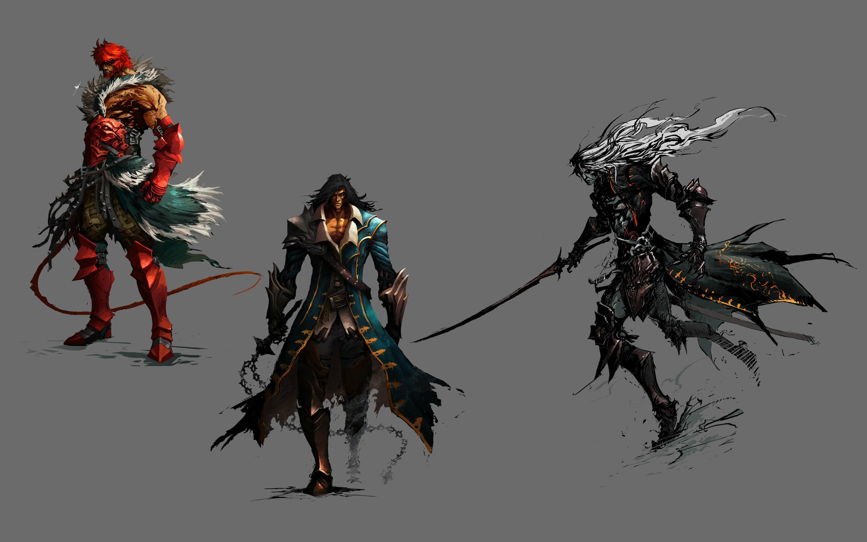 Castlevania-LordsofShadow-MirrorofFate 3DS Visuel 002