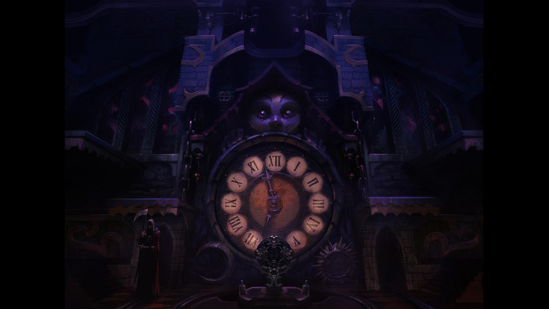 Castlevania-LordsofShadow-MirrorofFate 3DS Visuel 003