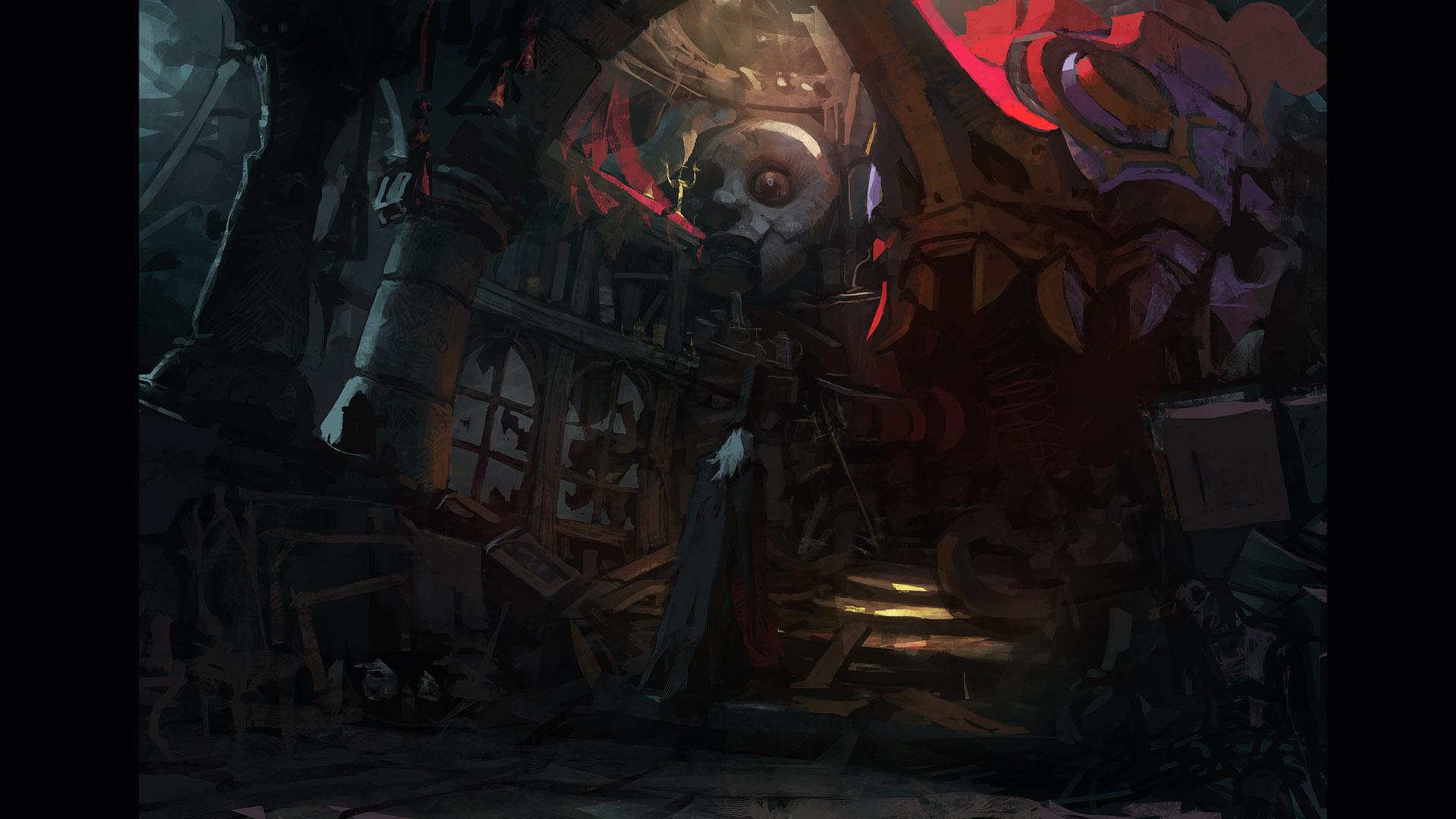 Castlevania-LordsofShadow-MirrorofFate 3DS Visuel 006