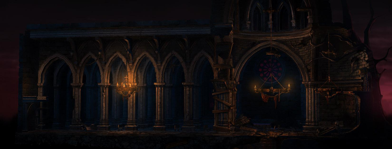 Castlevania-LordsofShadow-MirrorofFate 3DS Visuel 007