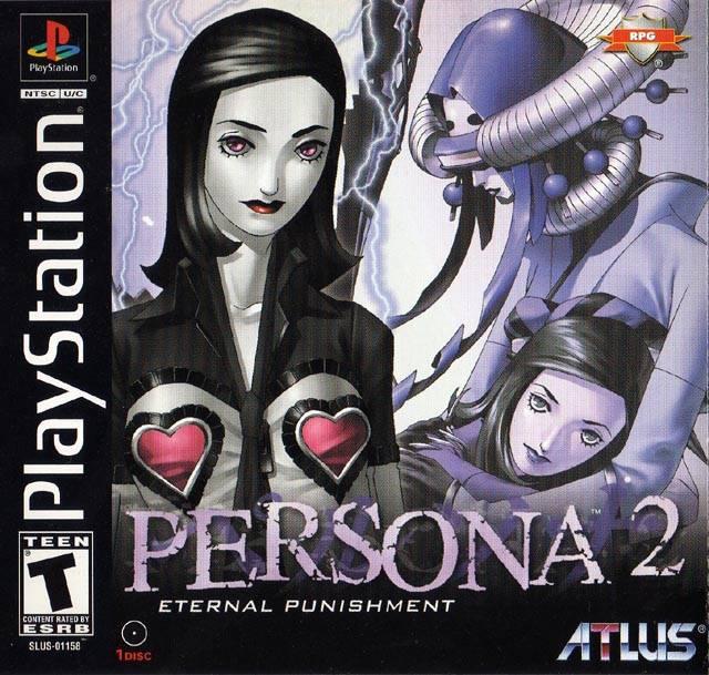 ShinMegamiTensei-Persona2-EternalPunishment PS Jaquette 001
