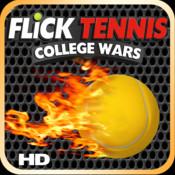 Flick Tennis : College Wars