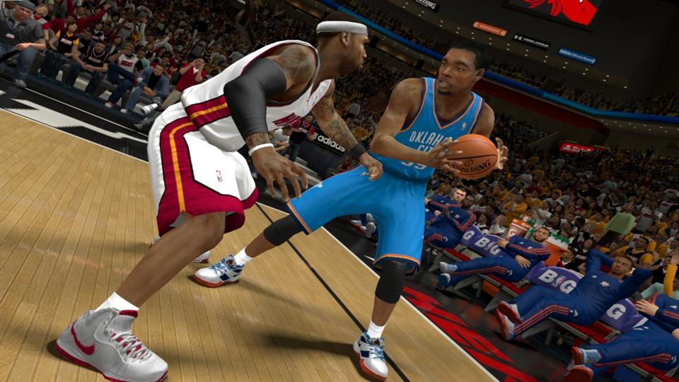 NBA2K13 Wii U Editeur 006