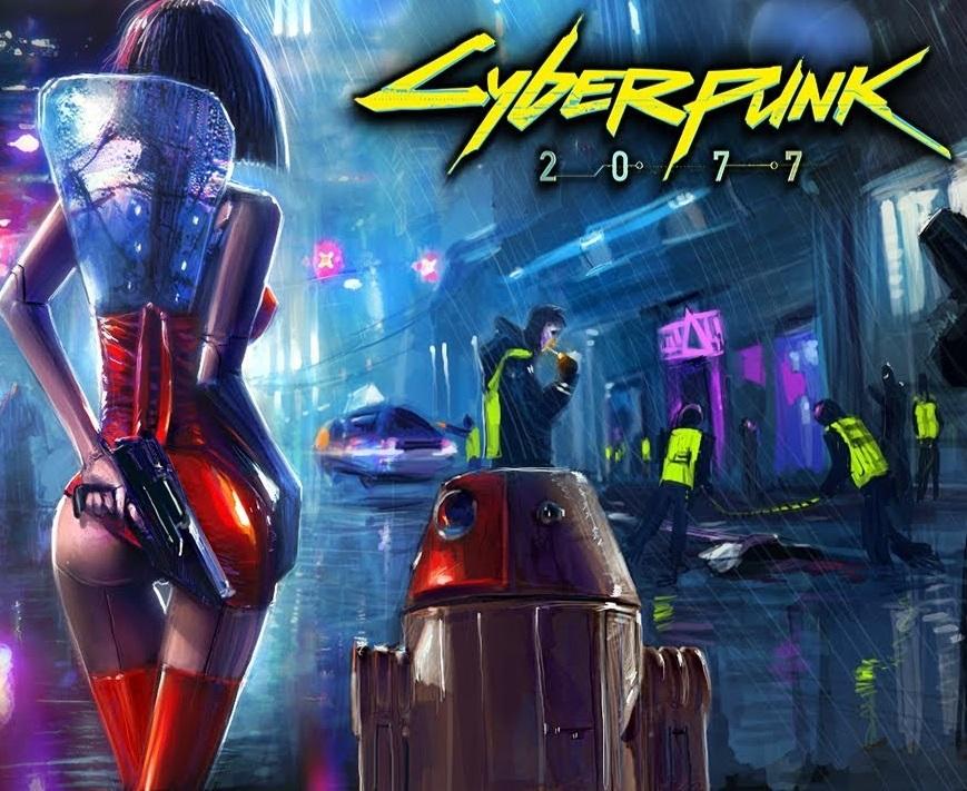 Cyberpunk2077 PC Jaquette 001