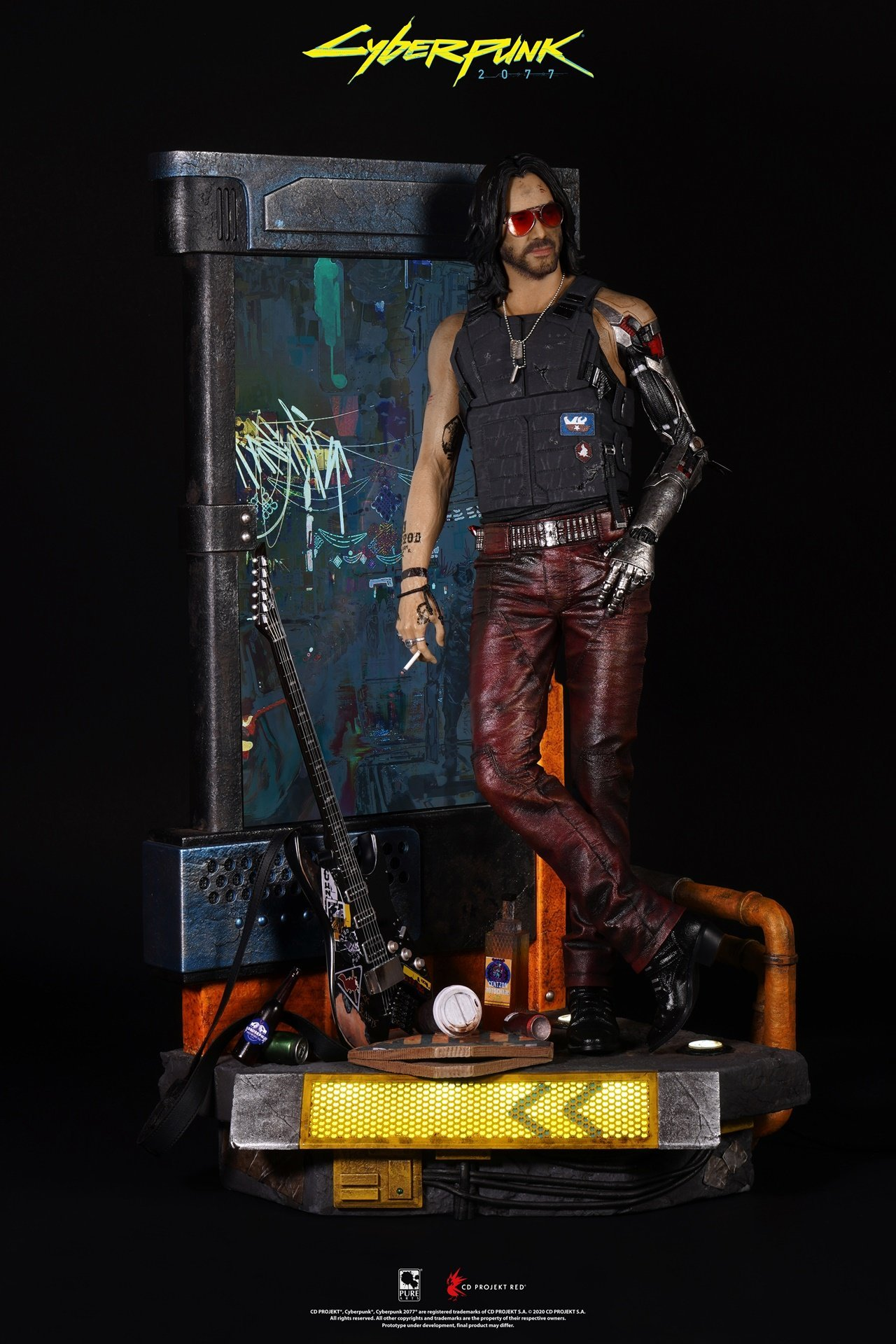 SIlverhand-figurine2