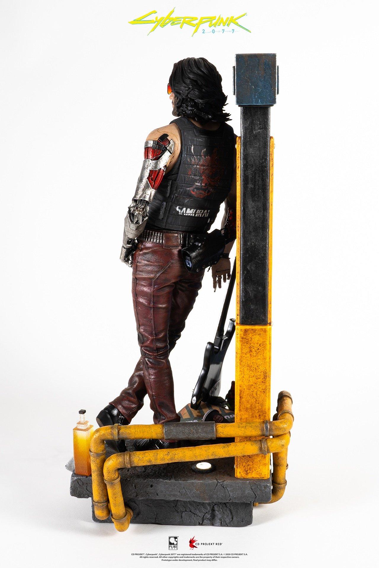 SIlverhand-figurine4