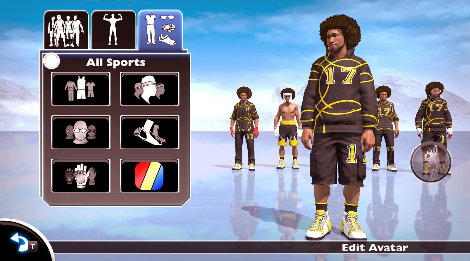 SportsChampions2 PS3 Editeur 006