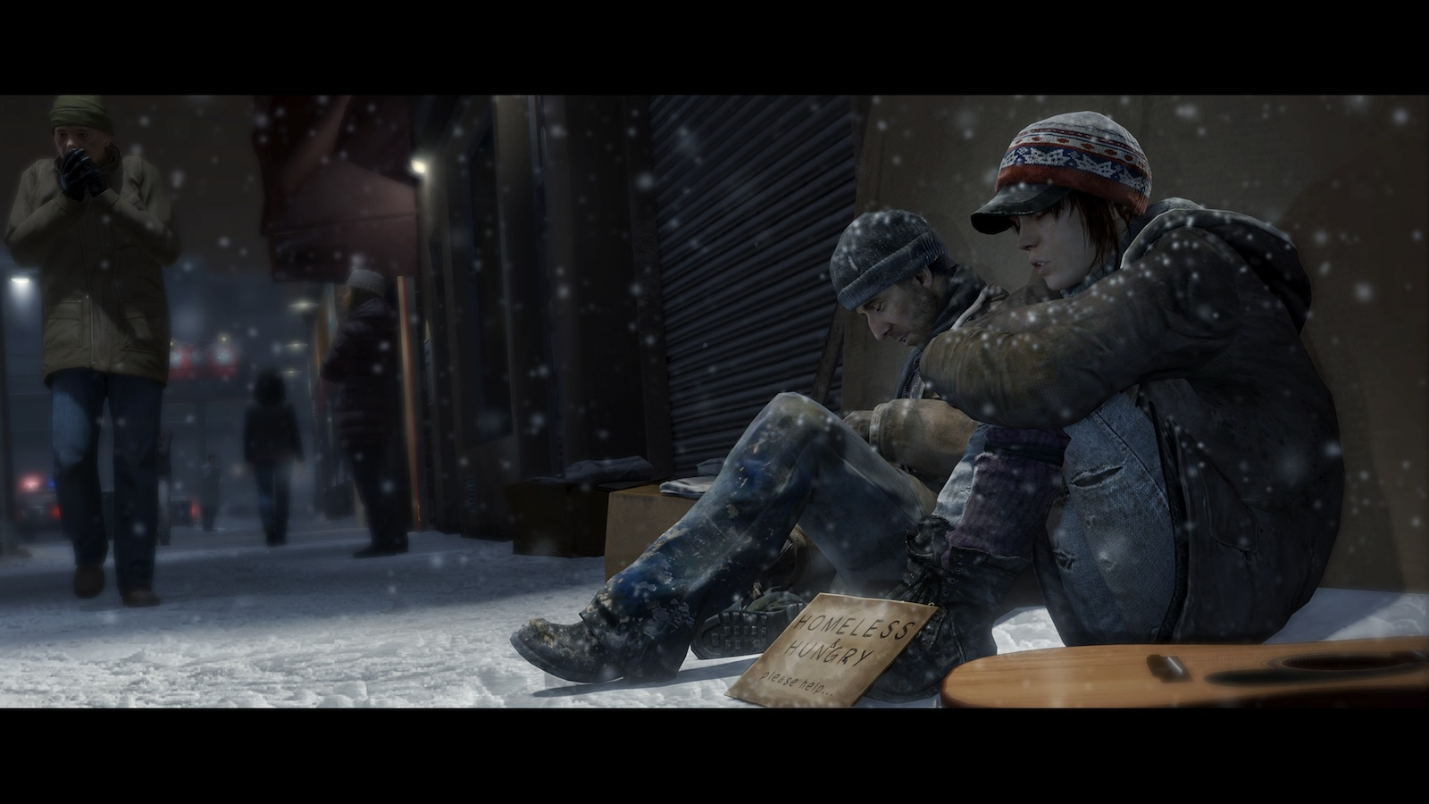 Beyond-TwoSouls PS3 Visuel 011