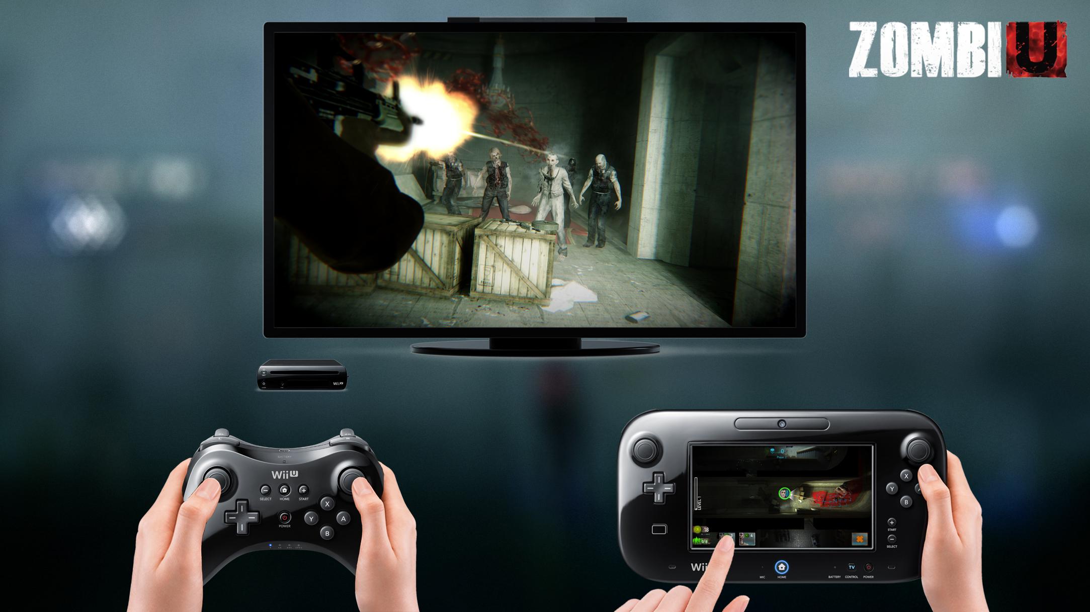 ZombiU Wii U Editeur 040