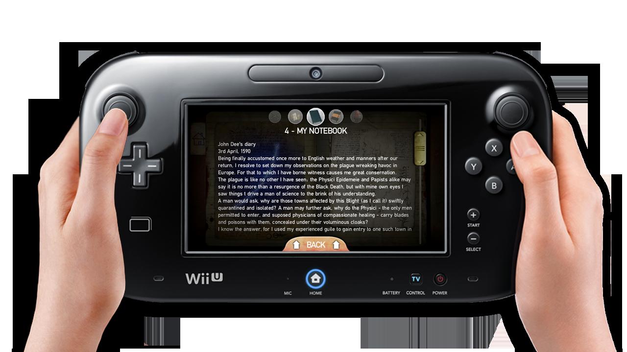 ZombiU Wii U Editeur 044