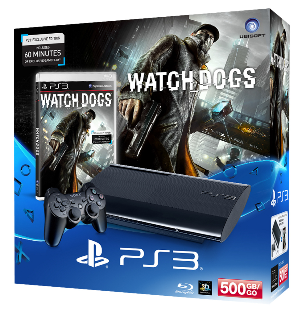 Watch Dogs PS3 Div 002