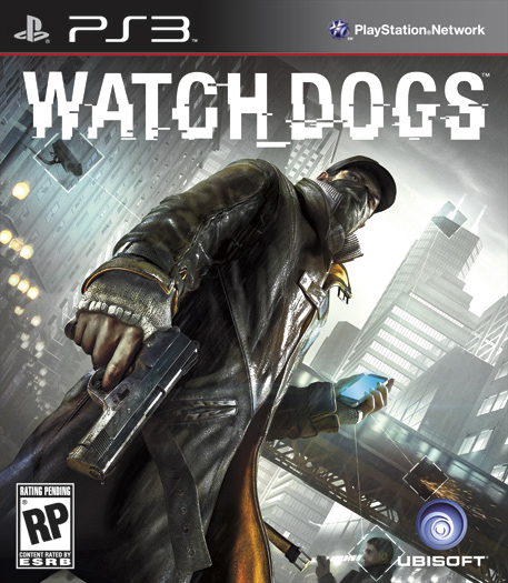 Watch Dogs PS3 Jaquette 001