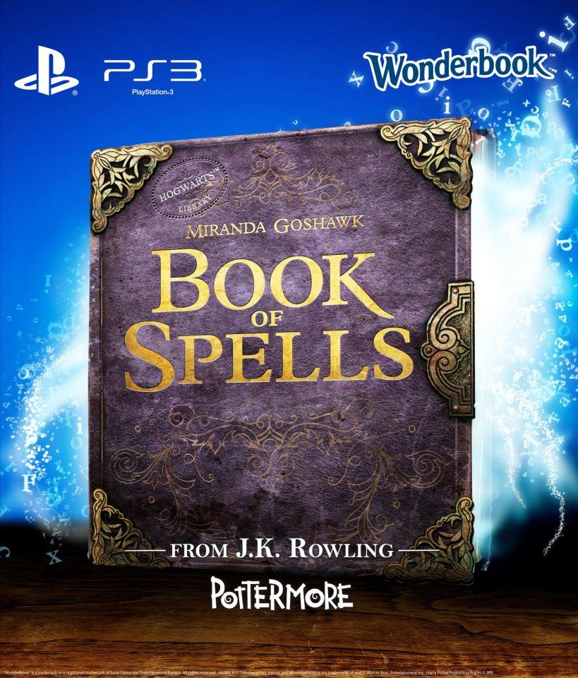 Wonderbook-BookofSpells PS3 Div 001