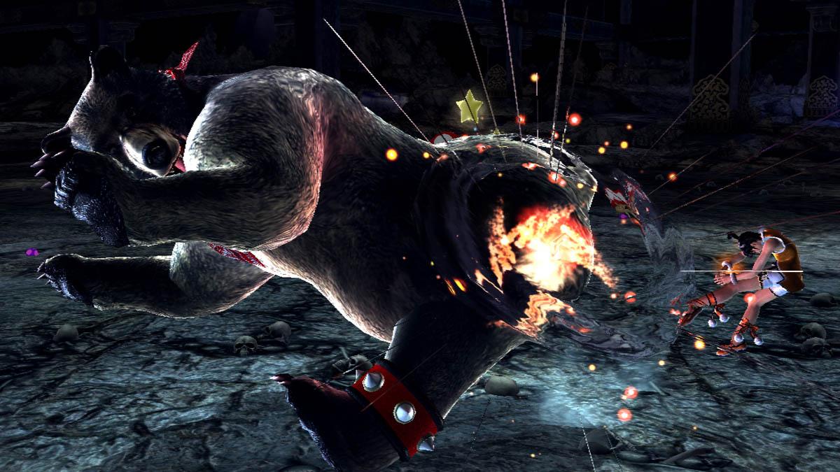 TekkenTagTournament2 Wii U Editeur 001