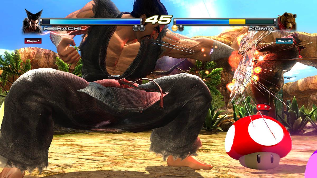TekkenTagTournament2 Wii U Editeur 003