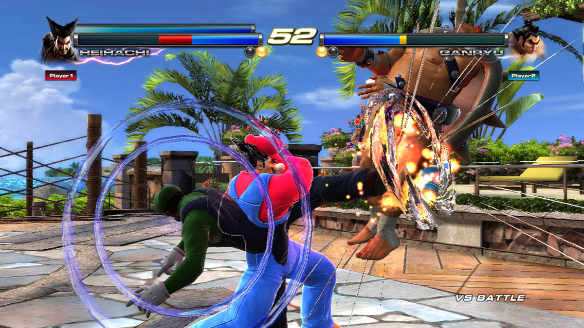 TekkenTagTournament2 Wii U Editeur 005