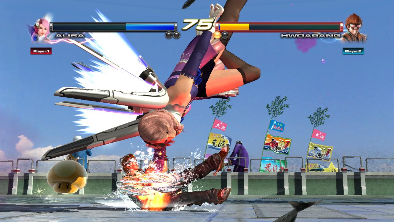 TekkenTagTournament2 Wii U Editeur 006