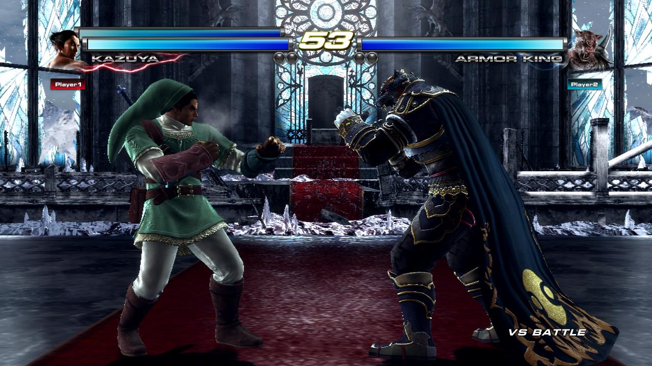 TekkenTagTournament2 Wii U Editeur 009