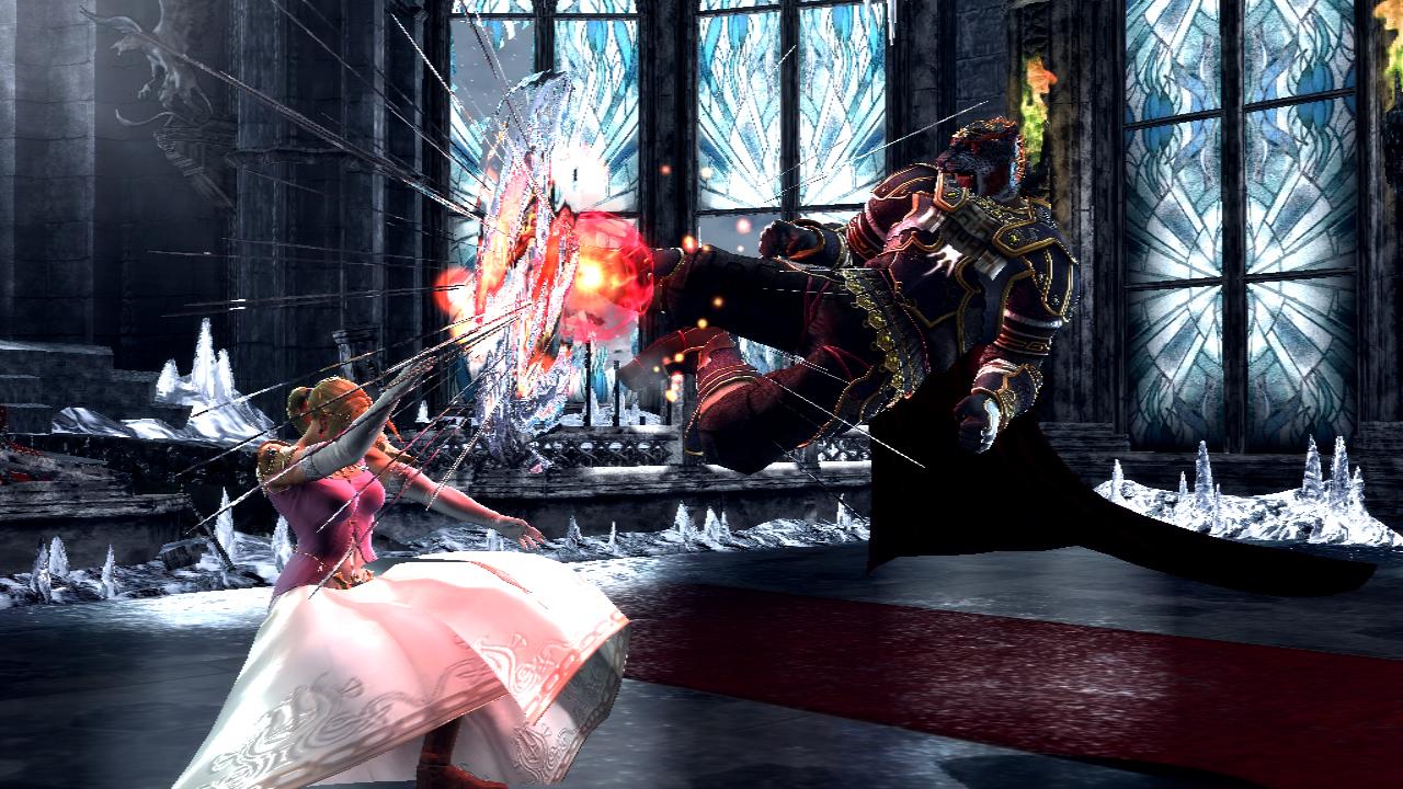 TekkenTagTournament2 Wii U Editeur 011