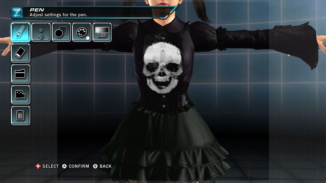 TekkenTagTournament2 Wii U Editeur 013