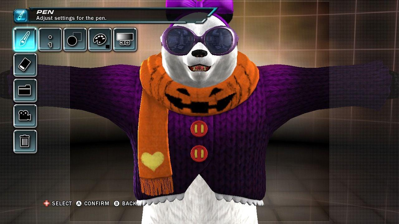 TekkenTagTournament2 Wii U Editeur 014