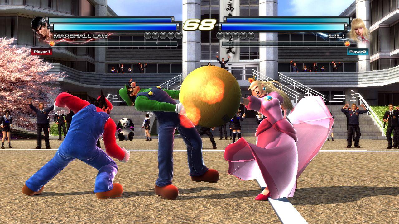 TekkenTagTournament2 Wii U Editeur 017