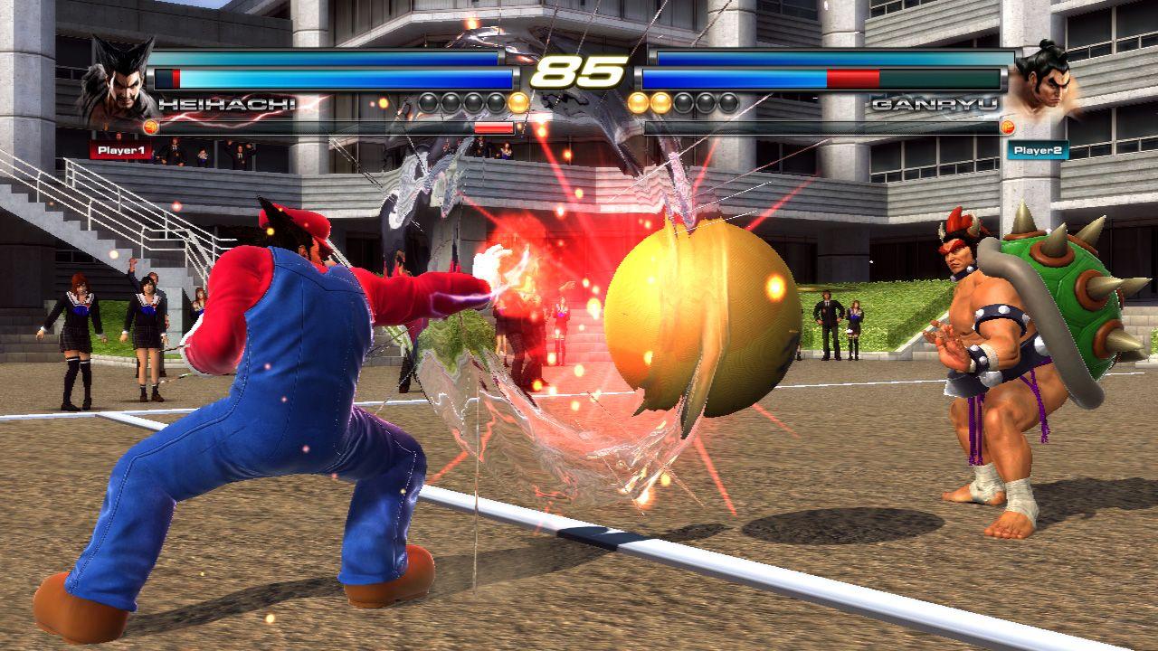 TekkenTagTournament2 Wii U Editeur 026