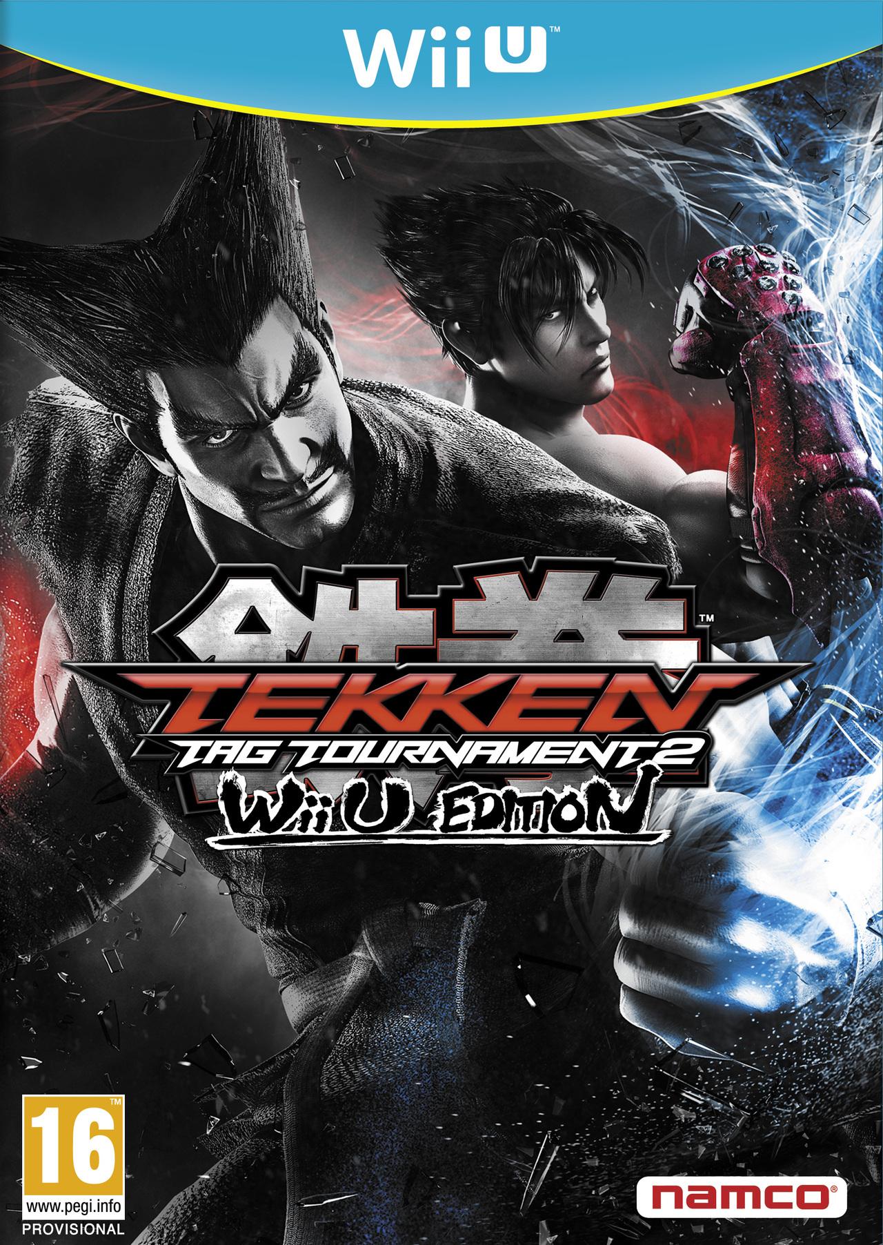 TekkenTagTournament2 Wii U Jaquette 001