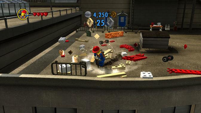 LEGOCity-Undercover Wii U Editeur 006