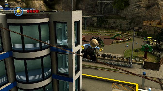 LEGOCity-Undercover Wii U Editeur 008