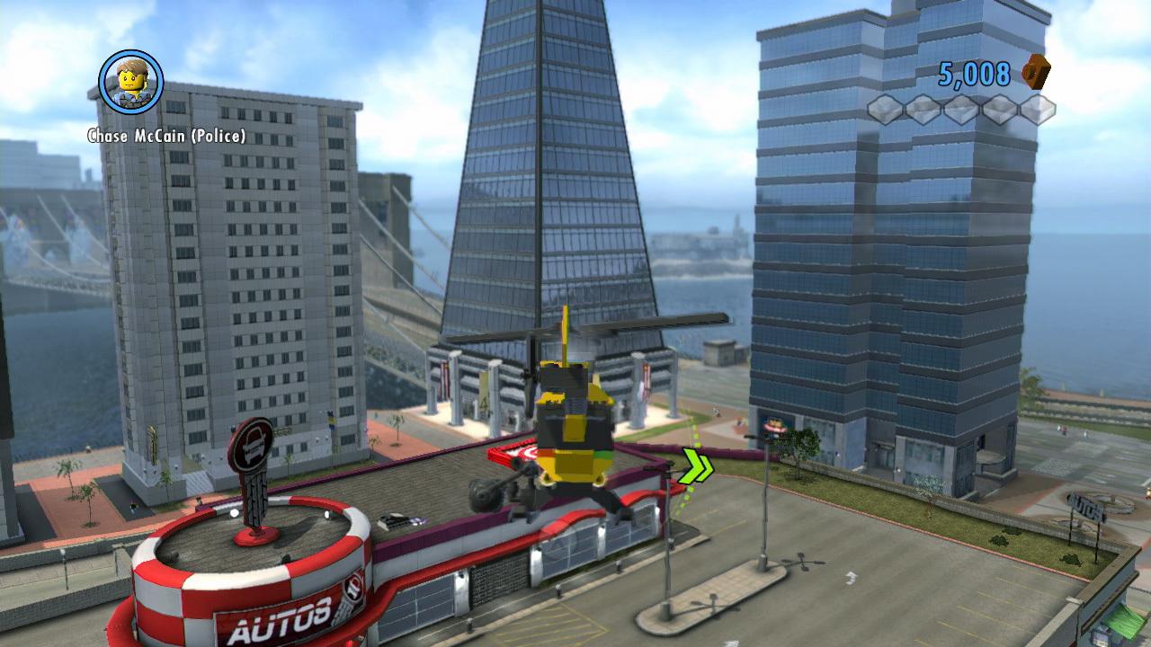 LEGOCity-Undercover Wii U Editeur 012