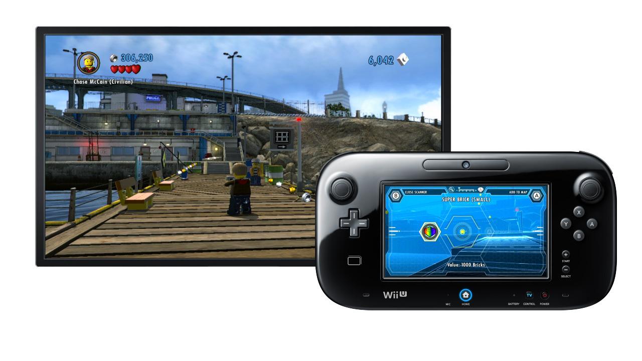 LEGOCity-Undercover Wii U Editeur 013