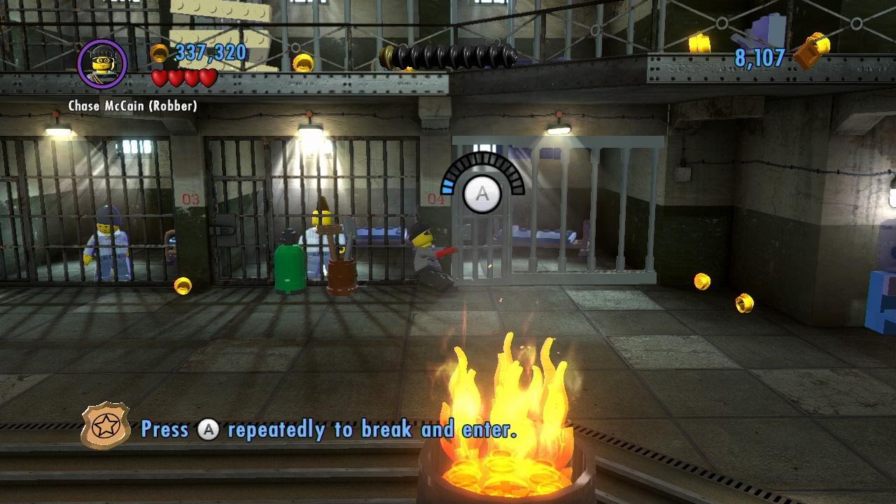 LEGOCity-Undercover Wii U Editeur 025