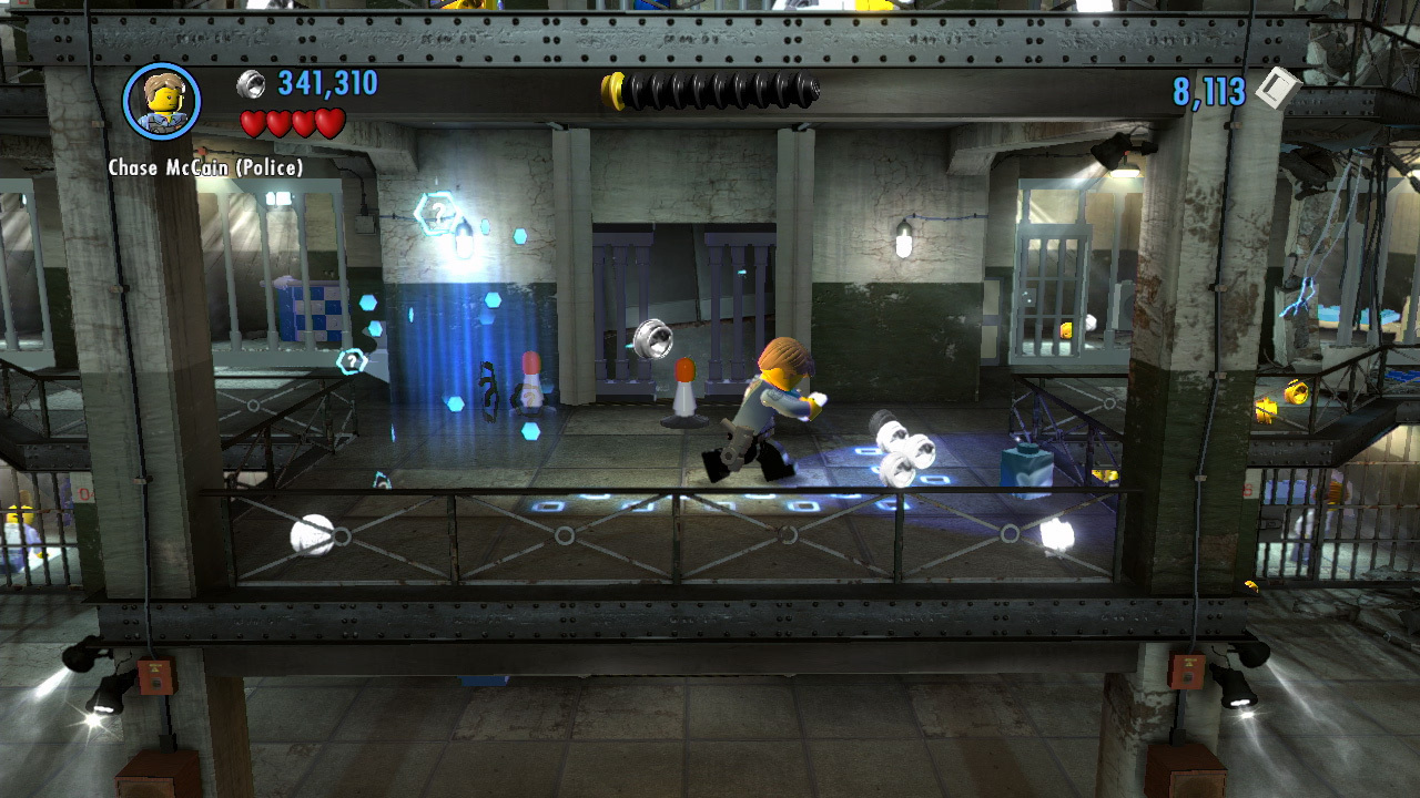 LEGOCity-Undercover Wii U Editeur 027