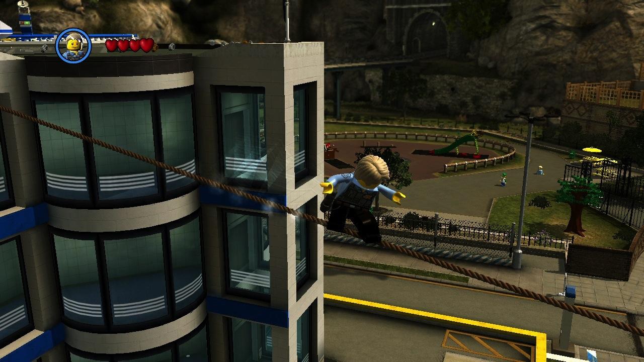 LEGOCity-Undercover Wii U Editeur 035