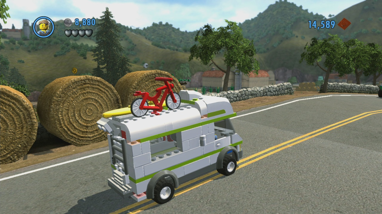 LEGOCity-Undercover Wii U Editeur 048