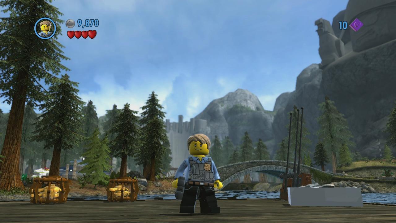 LEGOCity-Undercover Wii U Editeur 051