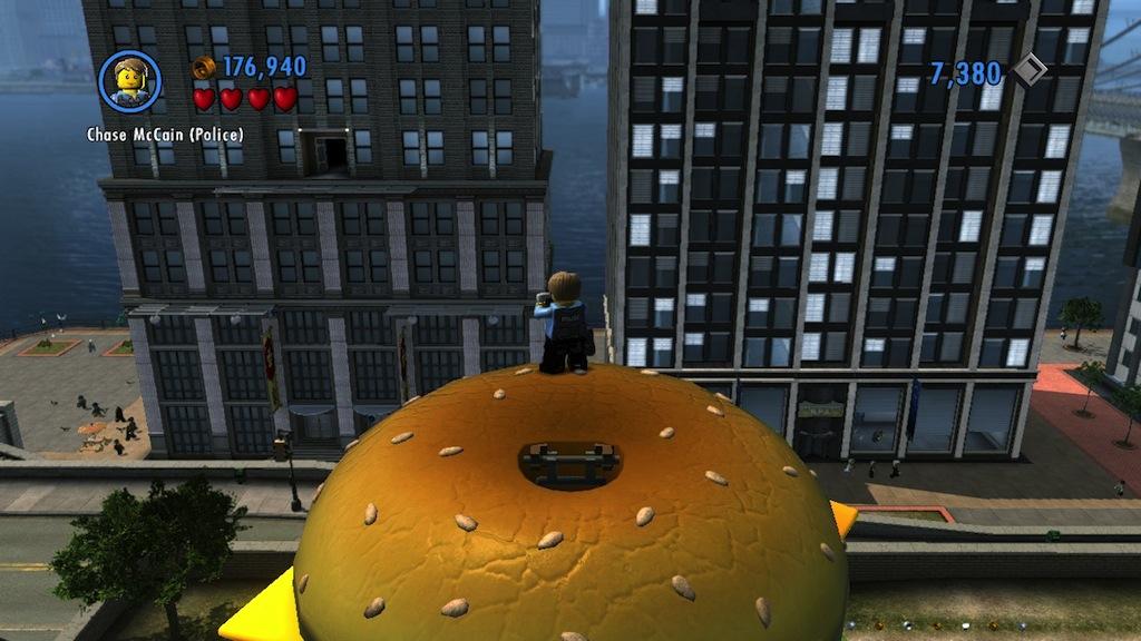 LEGOCity-Undercover Wii U Editeur 053