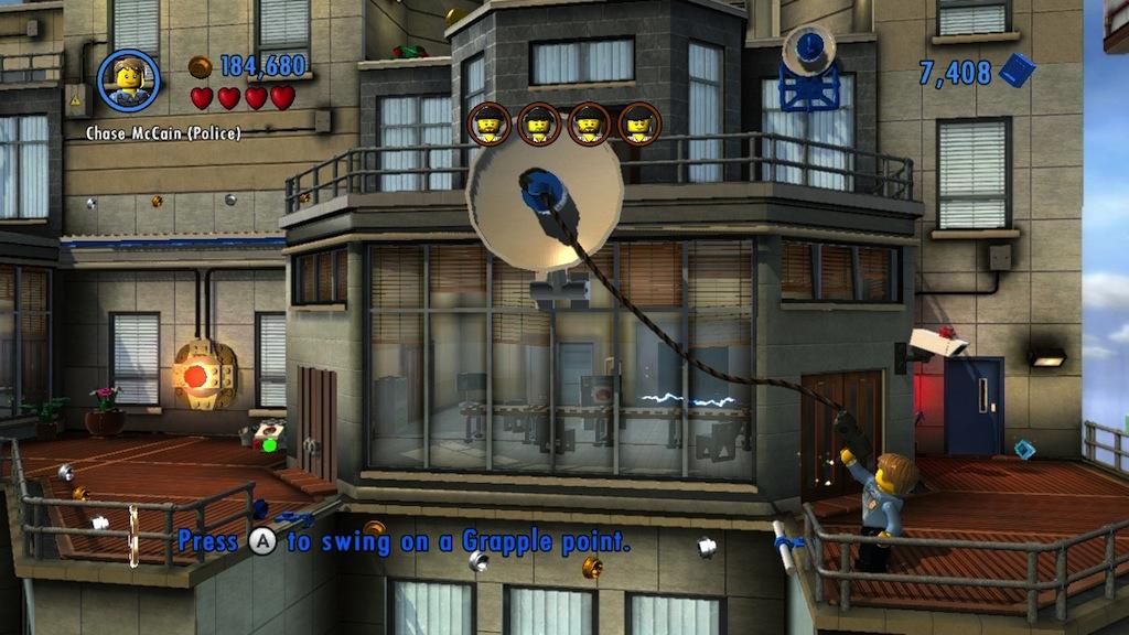 LEGOCity-Undercover Wii U Editeur 054
